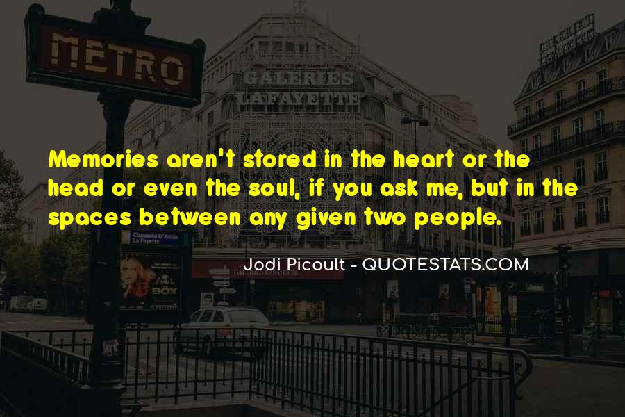 Best Heart And Soul Quotes #62419