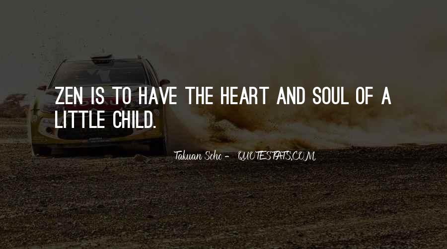 Best Heart And Soul Quotes #71434