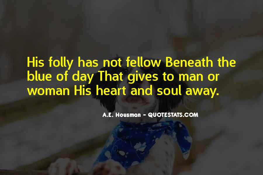 Best Heart And Soul Quotes #76687