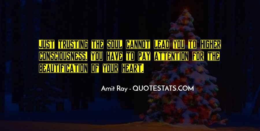 Best Heart And Soul Quotes #78429