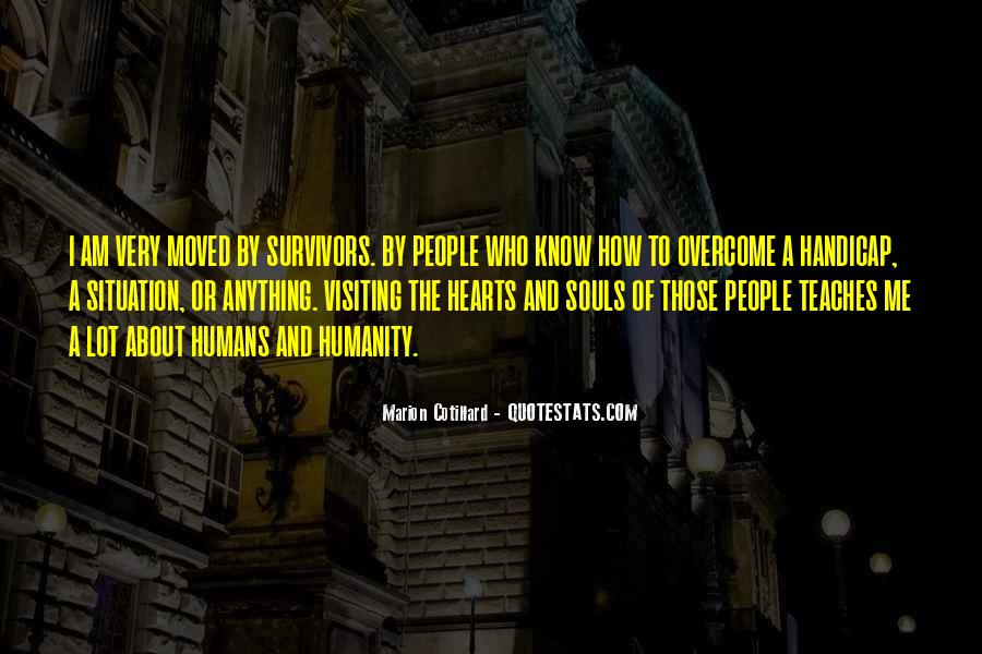 Best Heart And Soul Quotes #95175