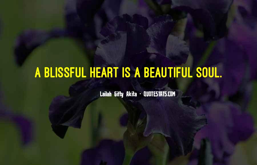 Best Heart And Soul Quotes #95251