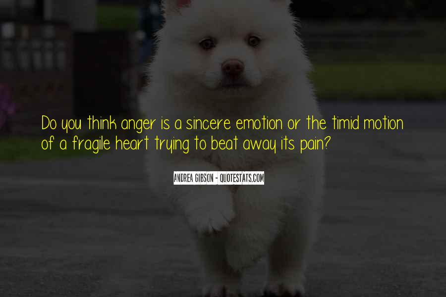 Best Heart Pain Quotes #24754