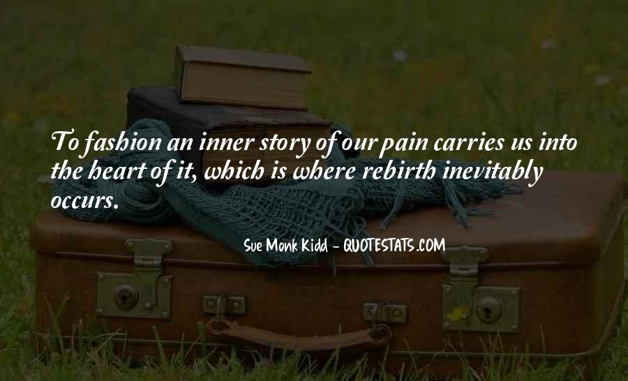 Best Heart Pain Quotes #39889