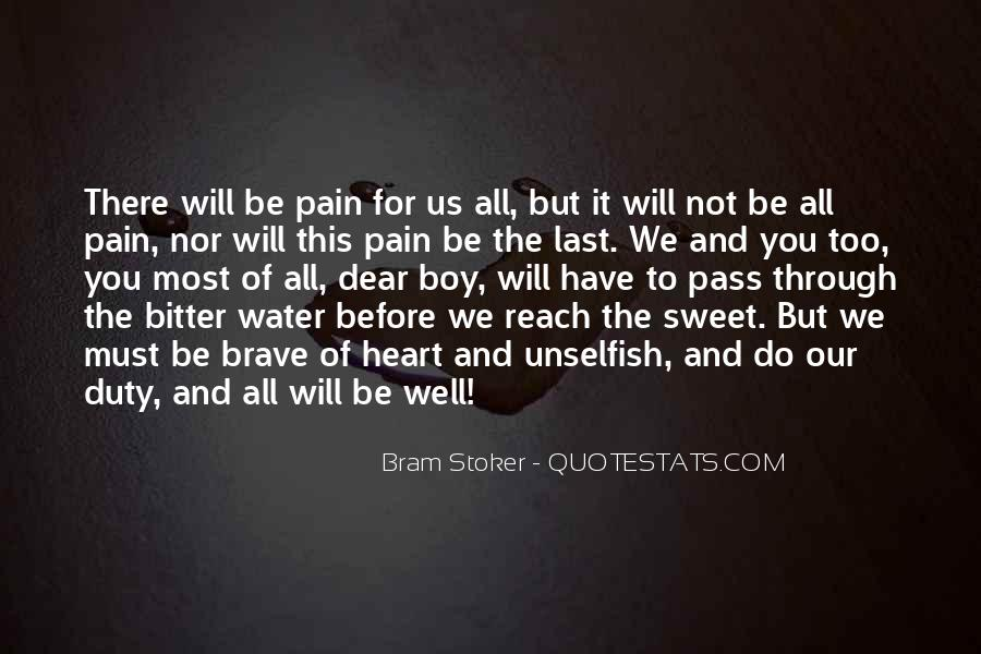 Best Heart Pain Quotes #73099