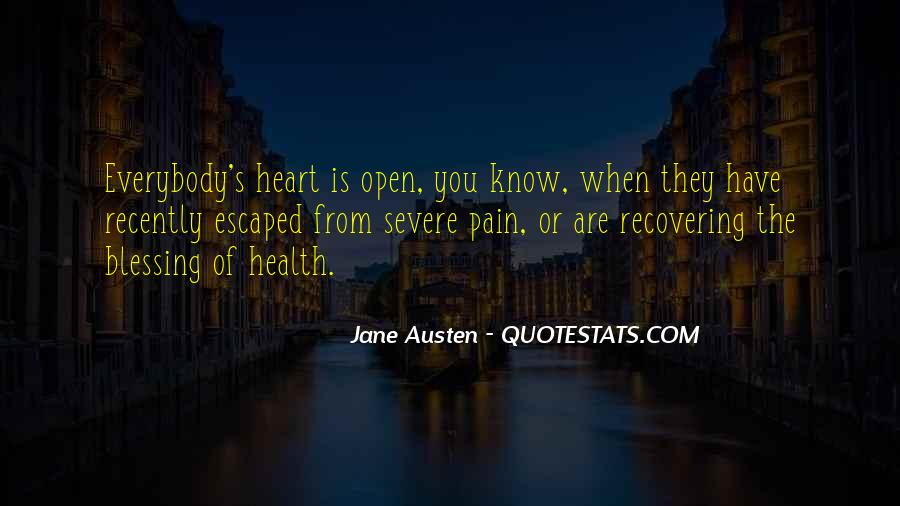 Best Heart Pain Quotes #85680