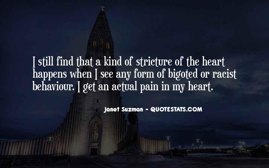 Best Heart Pain Quotes #99881