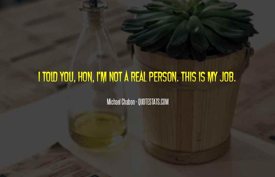 Best Hon Quotes #1347101
