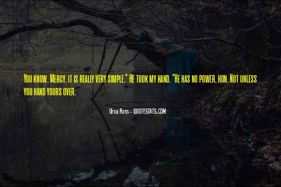 Best Hon Quotes #293997