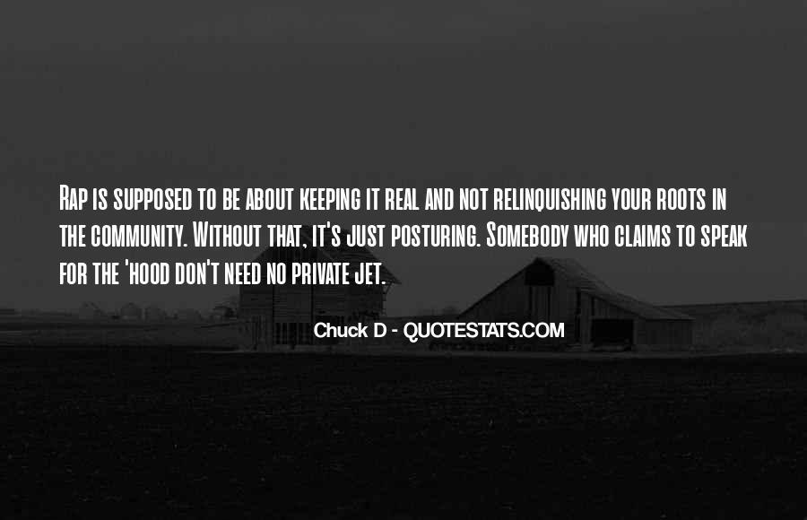 Best Hood Rap Quotes #269778