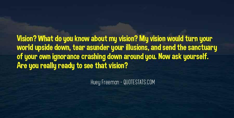 Best Huey Freeman Quotes #592141