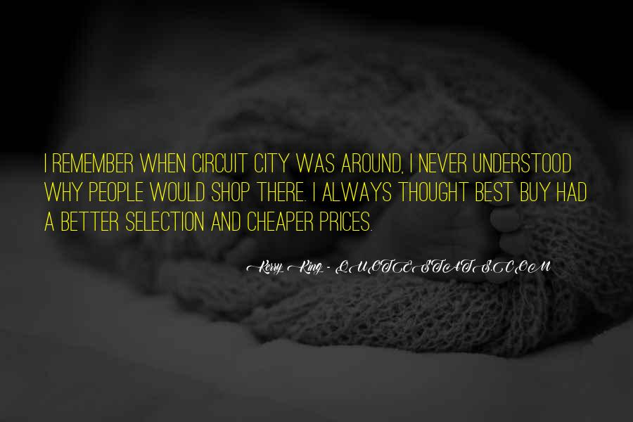 Best I Never Had Quotes #1207638