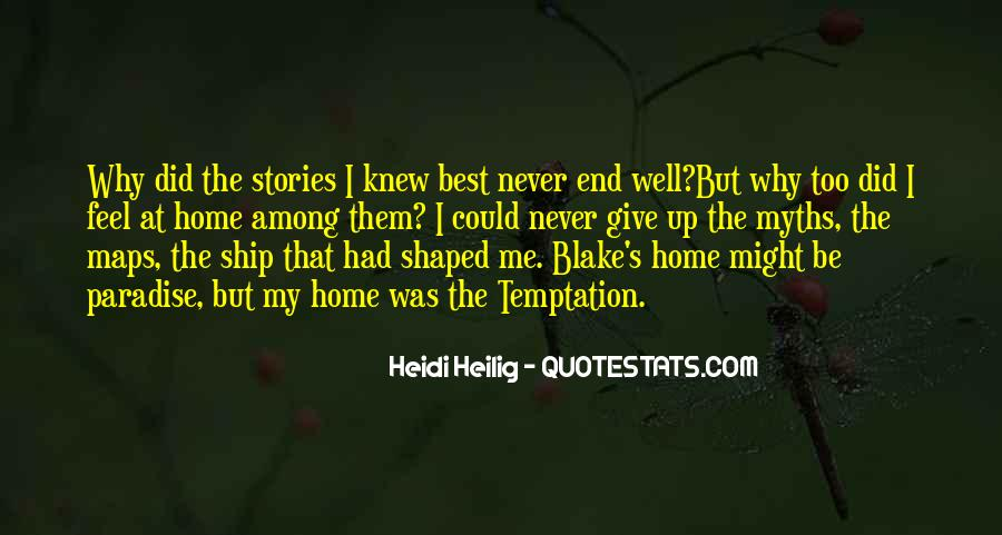 Best I Never Had Quotes #1295702