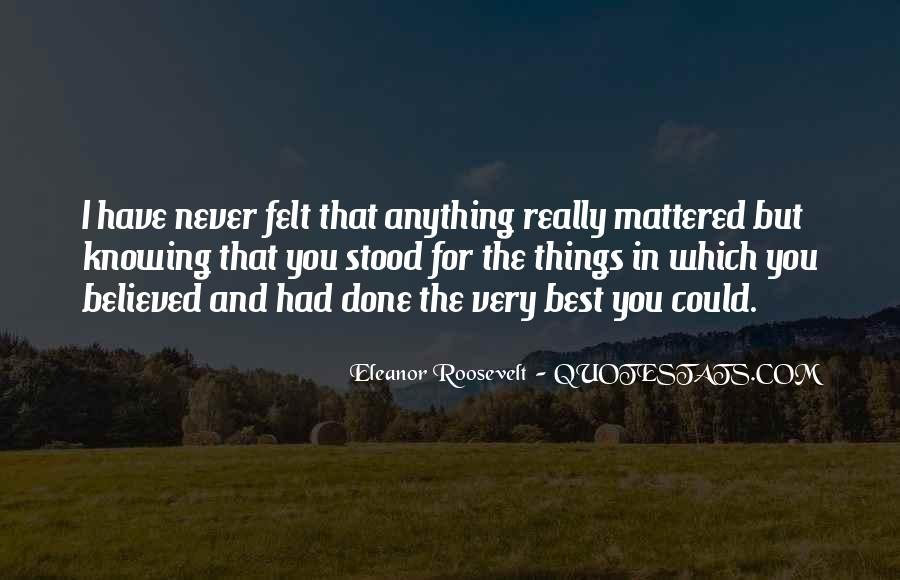 Best I Never Had Quotes #1467315