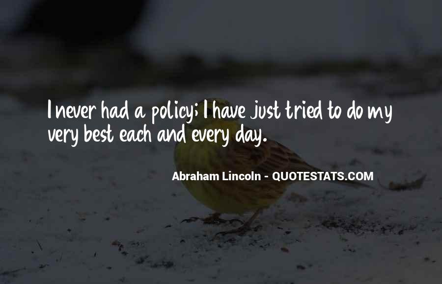 Best I Never Had Quotes #150039