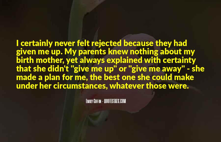 Best I Never Had Quotes #1868376