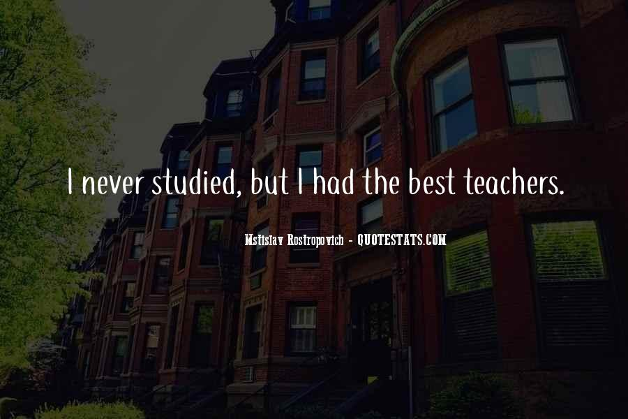 Best I Never Had Quotes #234785