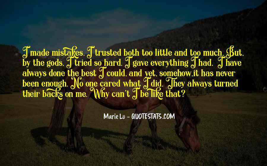 Best I Never Had Quotes #261110
