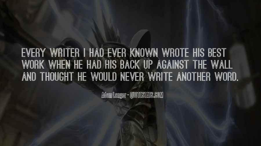 Best I Never Had Quotes #438773