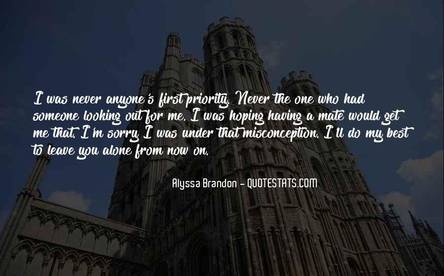 Best I Never Had Quotes #586179