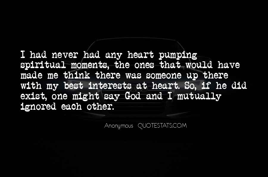 Best I Never Had Quotes #846181