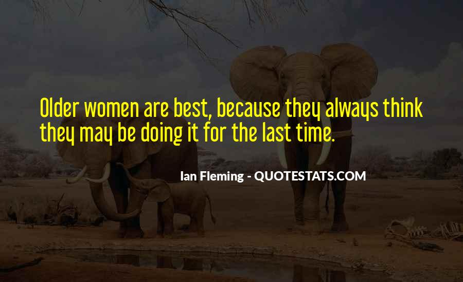 Best Ian Fleming Quotes #1269693