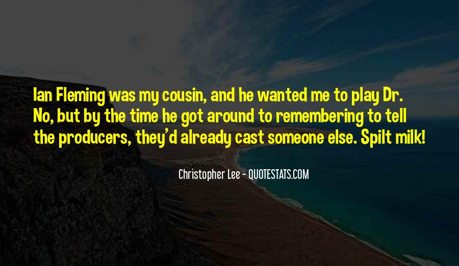 Best Ian Fleming Quotes #159535