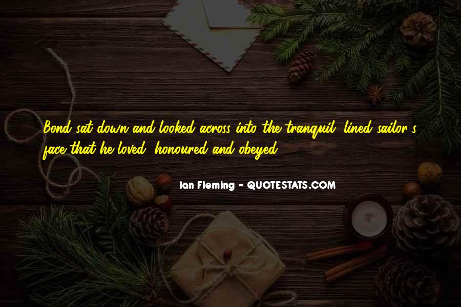 Best Ian Fleming Quotes #302375