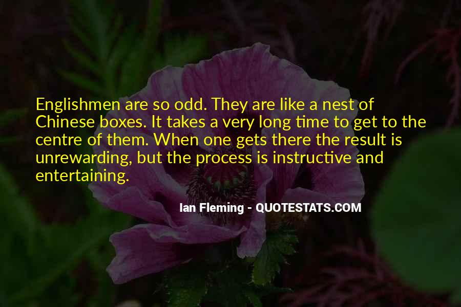 Best Ian Fleming Quotes #75969