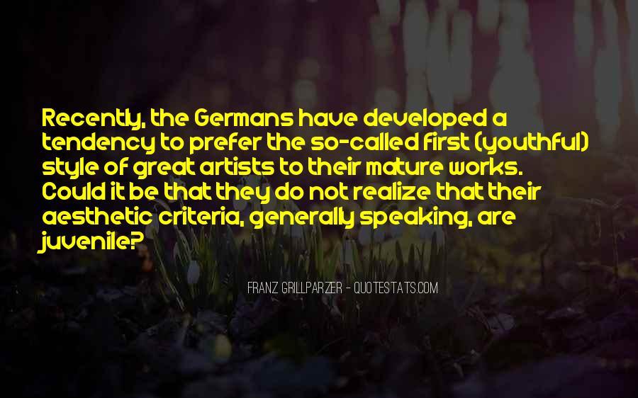 Best Immaturity Quotes #68292