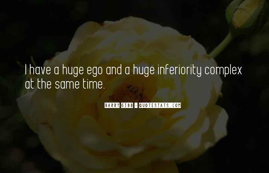 Best Inferiority Quotes #112659