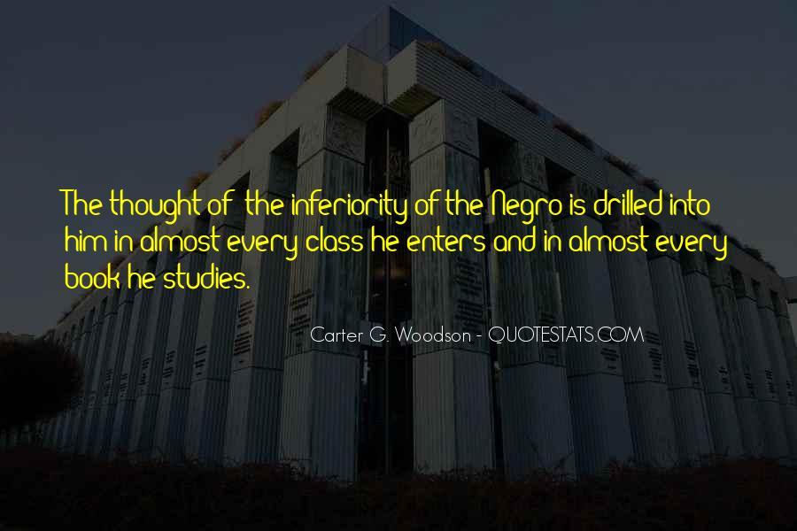 Best Inferiority Quotes #257320