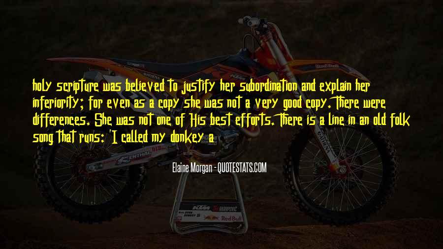 Best Inferiority Quotes #279626