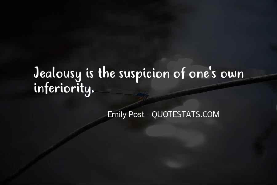 Best Inferiority Quotes #33391