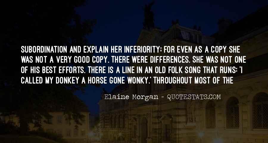 Best Inferiority Quotes #372811