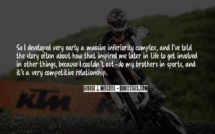 Best Inferiority Quotes #37915