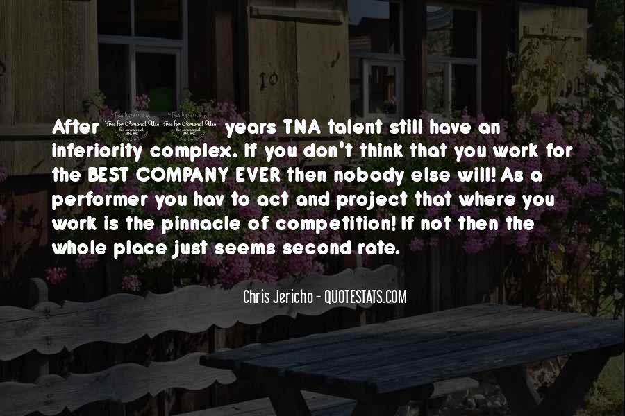 Best Inferiority Quotes #478745