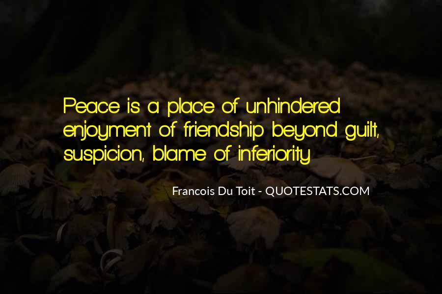 Best Inferiority Quotes #48056