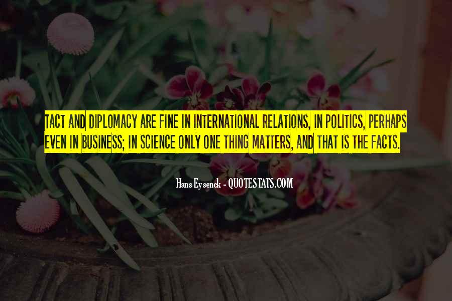 Best International Business Quotes #1113425