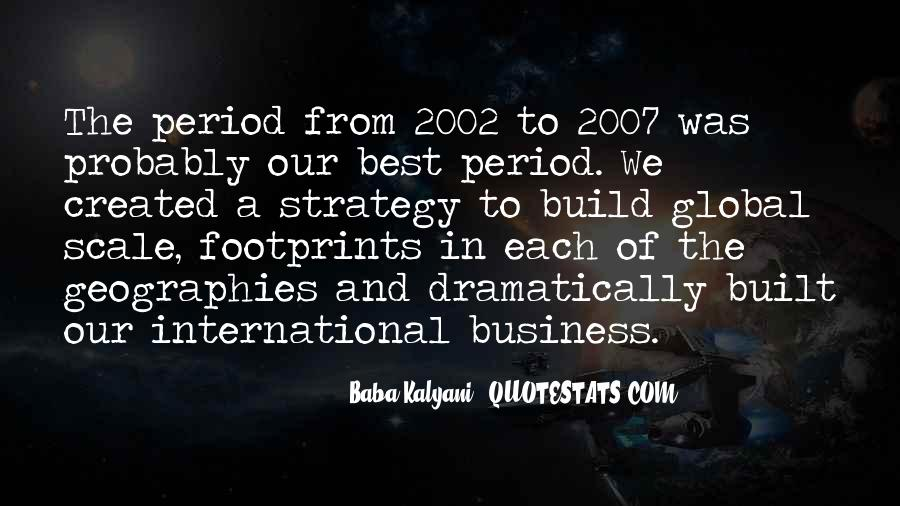 Best International Business Quotes #1143230