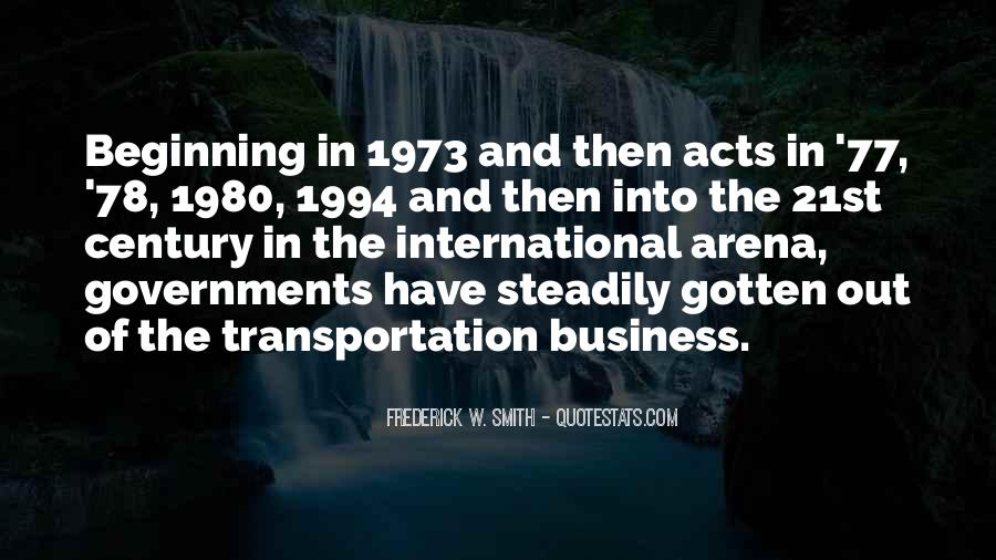 Best International Business Quotes #1173428