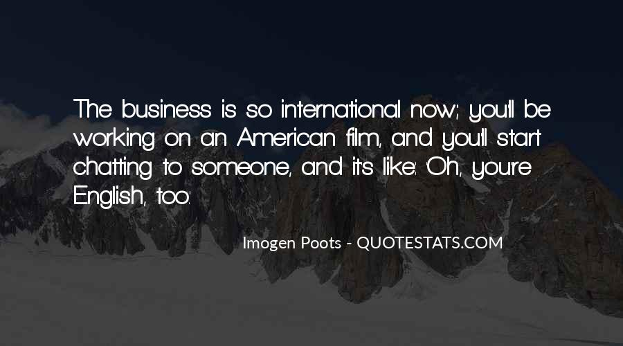 Best International Business Quotes #1228916