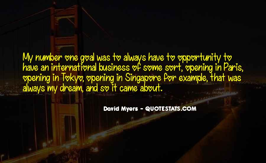 Best International Business Quotes #1237757