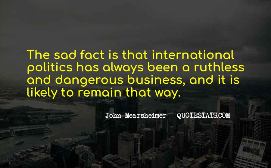Best International Business Quotes #1251951