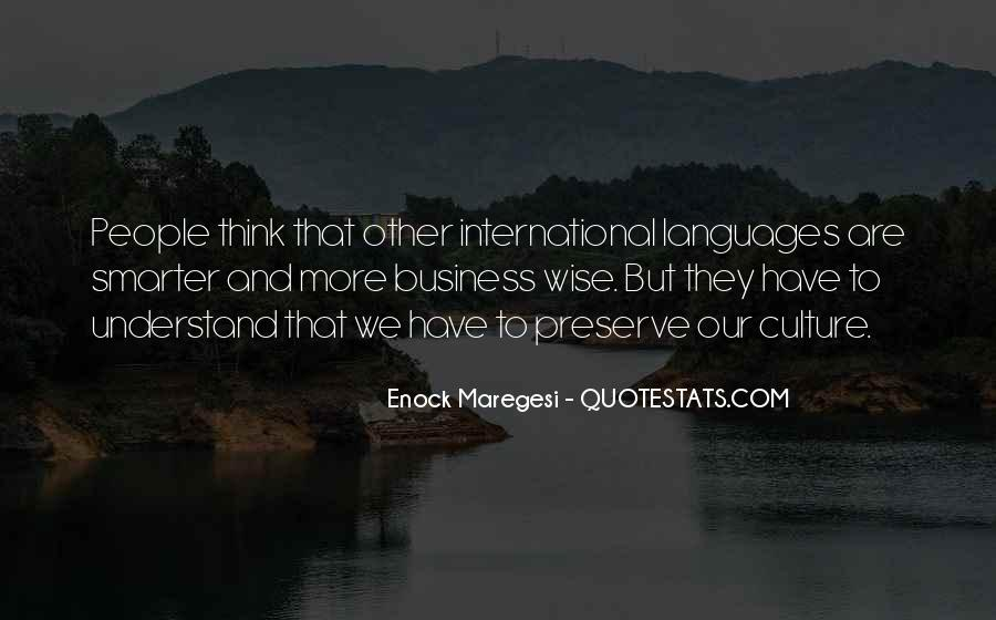 Best International Business Quotes #1497788