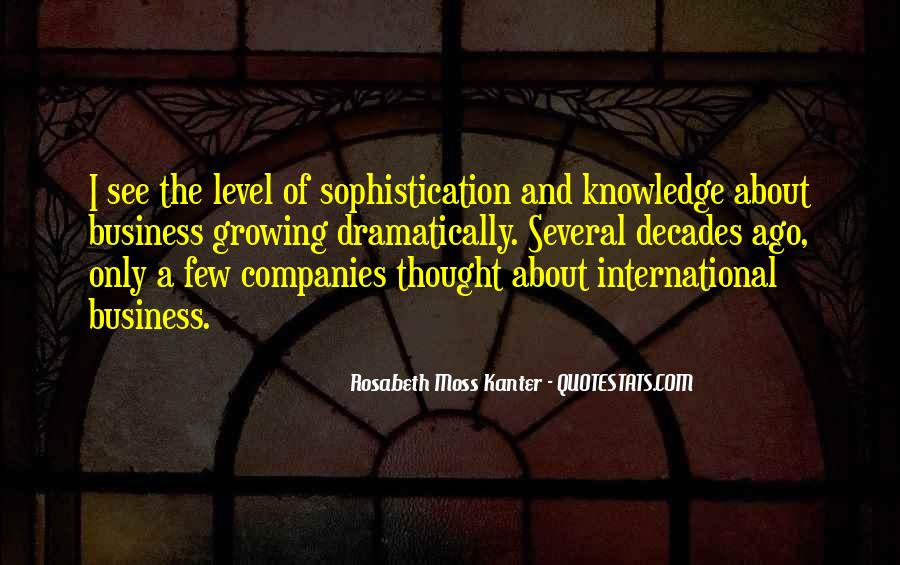 Best International Business Quotes #1549249