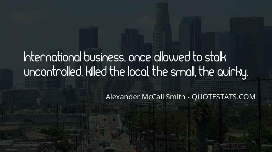 Best International Business Quotes #350508