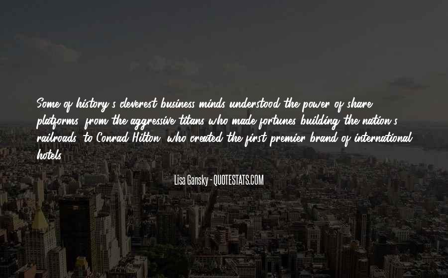 Best International Business Quotes #637486