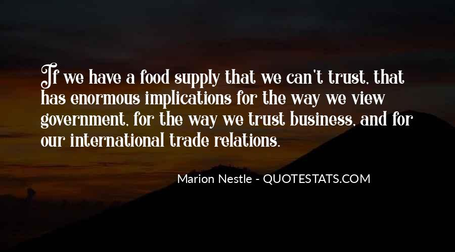 Best International Business Quotes #685498