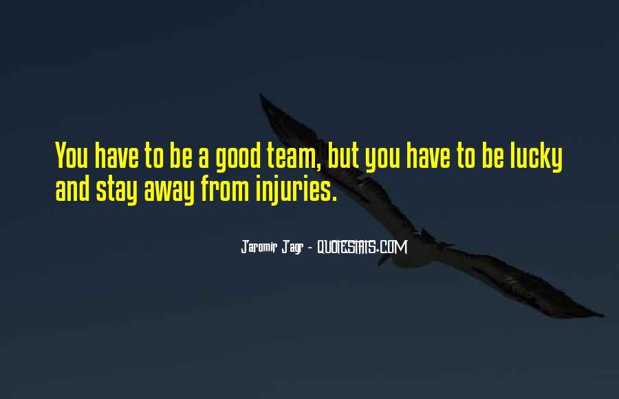 Best Jagr Quotes #1004477